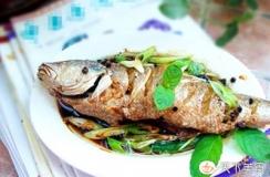 益智补脑美食 -- 油浸小黄鱼